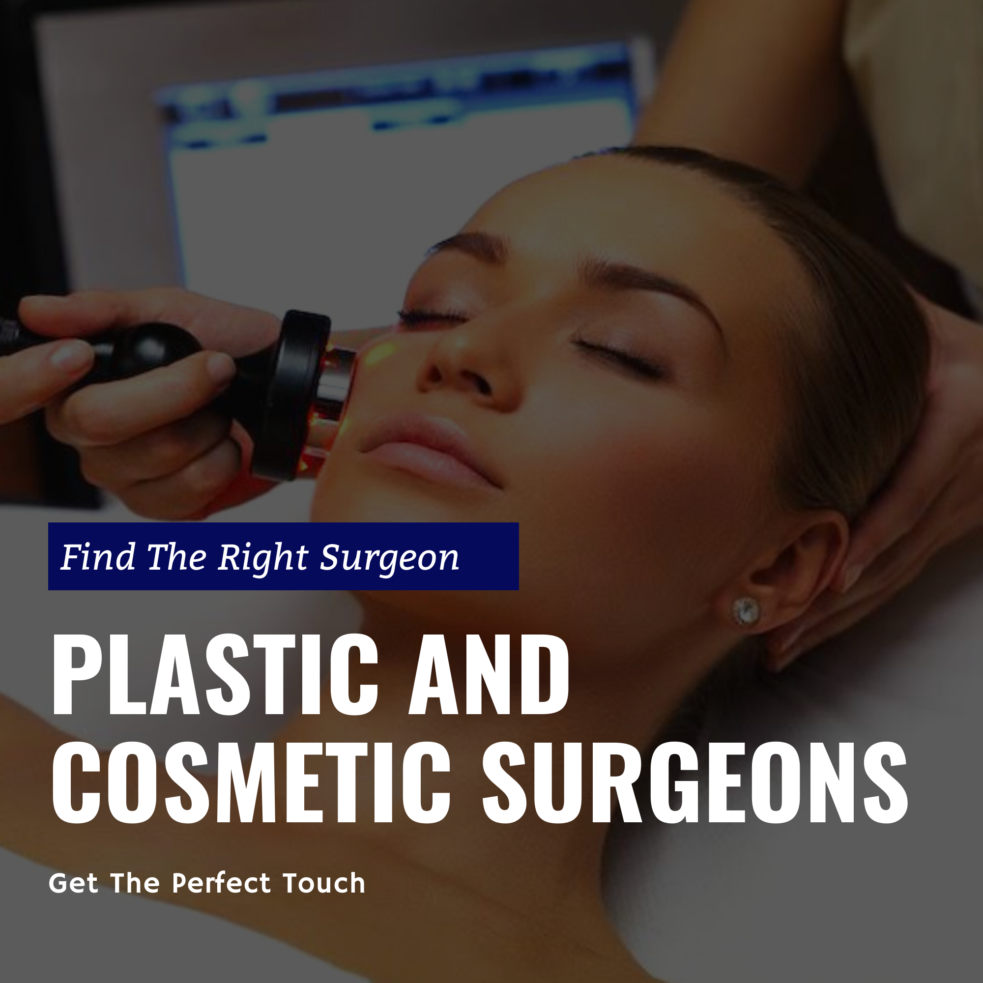 Plastic and cosmetic surgeons in India